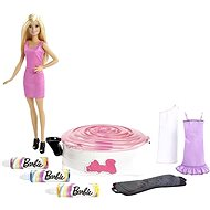 Mattel Barbie - Doll and spiral design