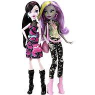 Mattel Monster High - Draculaura Monstórzní rivals and Moanica D'Kay