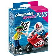 Playmobil 4780 Boys on a motorcycle