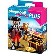 Playmobil 4783 Pirát s truhlicou