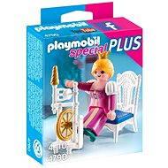 PLAYMOBIL® 4790 Princess with Weaving Wheel - Building Kit