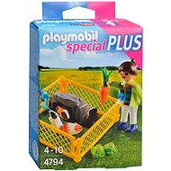 PLAYMOBIL® 4794 Girl and Guinea Pigs