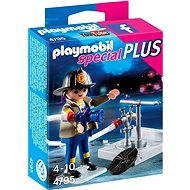 PLAYMOBIL® 4795 Feuerwehrmann mit Hydrant