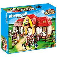 Playmobil 5221 Large horse farm with an enclosure