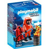 Playmobil 5367 Anti-chemical unit