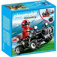 PLAYMOBIL® 5429 Mountain Rescue Quad