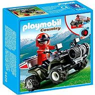 PLAYMOBIL® 5429 Bergrettungs-Quad