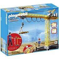 Playmobil 5466 Veľký žeriav na IR ovládanie