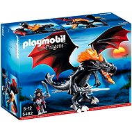5482 Playmobil Great Dragon war with LED fire