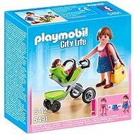 Playmobil 5491 Mamička na nákupe