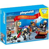 "Playmobil 5495 Advent Calendar ""Intervention firefighters' surprise"
