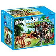 PLAYMOBIL® 5561 Lynx Family with Cameraman