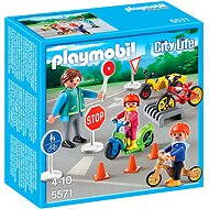 PLAYMOBIL® 5571 Children with Crossing Guard