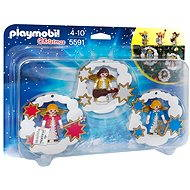 Playmobil 5591 Christmas decoration with cherubs