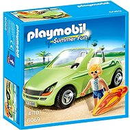 Playmobil 6069 Convertible surfer