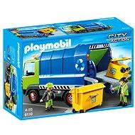 Playmobil 6110 Vozidlo na triedený odpad