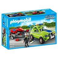 Playmobil 6111 Záhradnícky voz s kosačkou