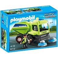 Playmobil 6112 Mestský čistiace vozidlo