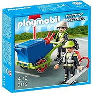 PLAYMOBIL® 6113 Stadtreinigungs-Team