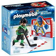 PLAYMOBIL® 6192 Eishockey-Tortraining