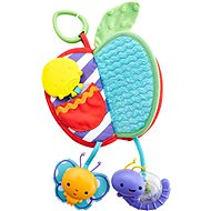 Mattel Fisher Price - Jabĺčko s prekvapením - Hračka na kočík