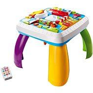 Fisher Price - Pejskův stoleček Smart Stages CZ/EN - Didaktická hračka
