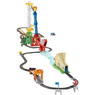 Mattel Fisher Price Thomas and Friends - A huge jump