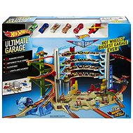 Mattel Hot Wheels - Ultimate mega garage