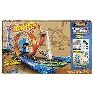 Mattel Hot Wheels - Track racing loop