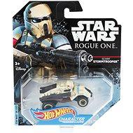 Hot Wheels - Star Wars Angličák Scarif Stormtrooper - Auto