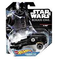 Hot Wheels - Star Wars Angličák K-2SO - Auto