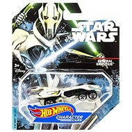 Mattel Hot Wheels - Star Wars Angličák General Grievous