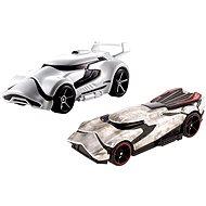 Hot Wheels - Star Wars - Captain Phasma a First Order Stormtrooper - Sada autíček