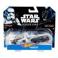 Hot Wheels - Star Wars - Stormtrooper a Dead Trooper - Sada autíček