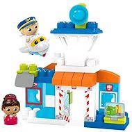Mattel Fisher Price Mega Bloks - Airports
