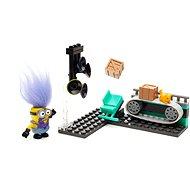 Mattel Fisher Price Mega Bloks Mimoňovia - Malý set riadenia podateľní Mania