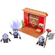 Mattel Fisher Price Mega Bloks Mimoňové - Themed Avatar Fortress Pause-On