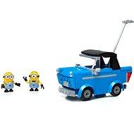 Mattel Fisher Price Mega Bloks Mimoňové - Rapid-Motor Vehicle Unfug