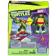 Mattel Fisher Price Mega Bloks Ninja Turtles - Training at The Burrow Raph