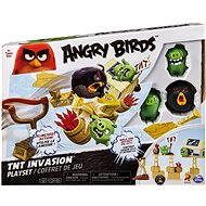 Angry Birds - TNT Invasion