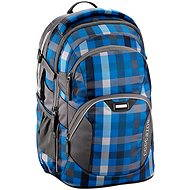 CoocaZoo JobJobber Hip To Be Square Blue - Školní batoh