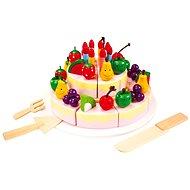 Velký narozeninový dort - Herní set