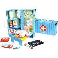 Vilac wooden toys - Medical set in briefcase
