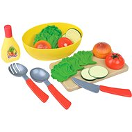 Cutting set with a chopping board - Vegetables