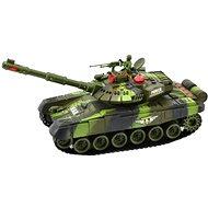 Tank s dobíjacím packom - zelený