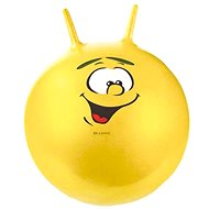 Skákací míč - Smajílk žlutý