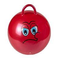 Skákací míč - Smajílk červený - Dětské hopsadlo