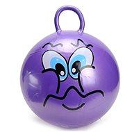 Skákací míč - Smajílk fialový