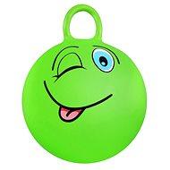 Skákací míč - Smajílk zelený