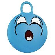 Skákací míč - Smajílk modrý - Dětské hopsadlo